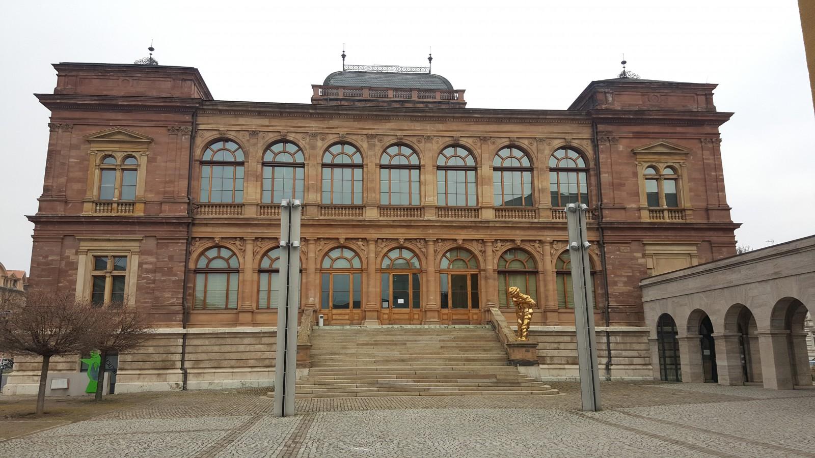 Sanierung Neues Museum Weimar