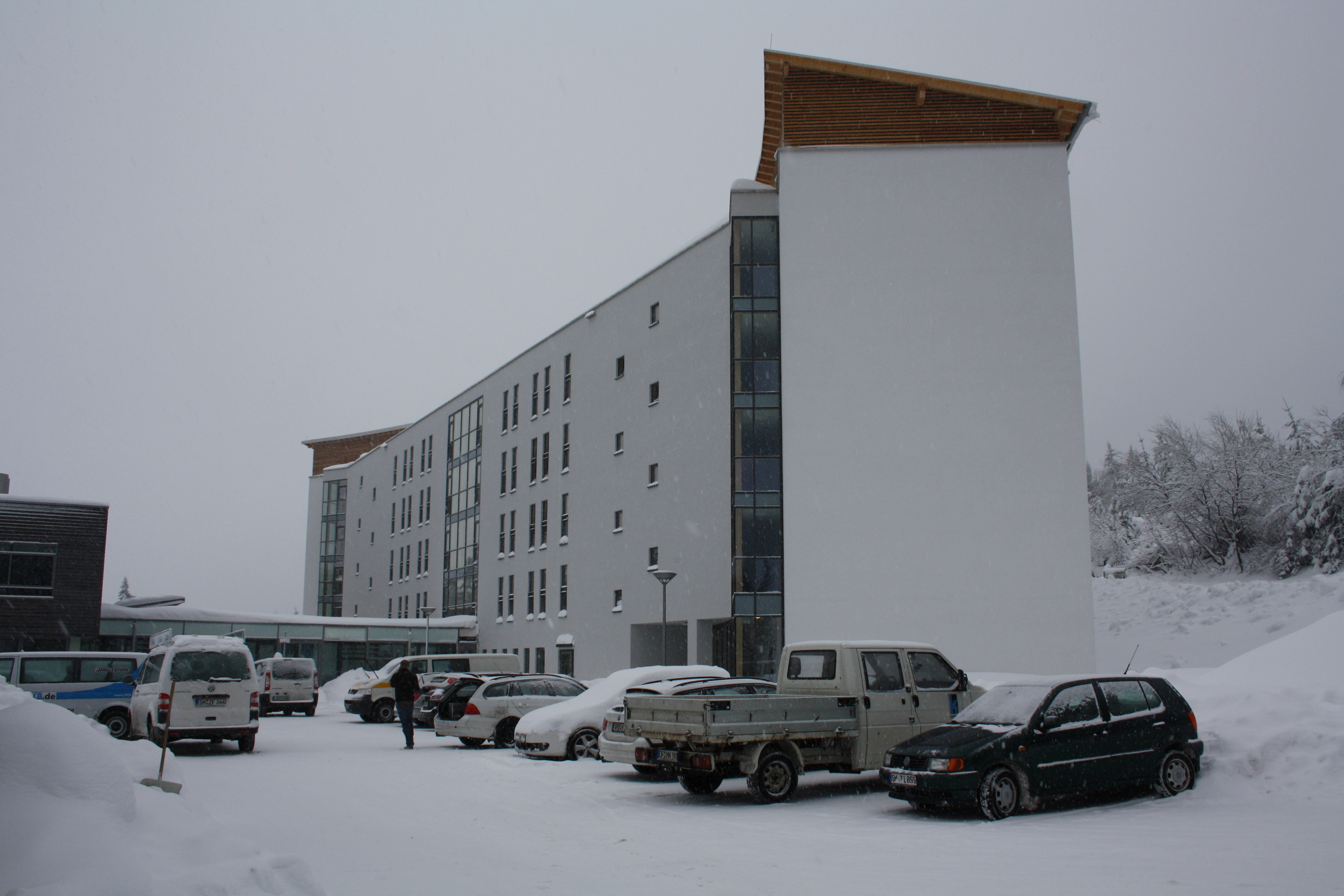Sportgymnasium Oberhof